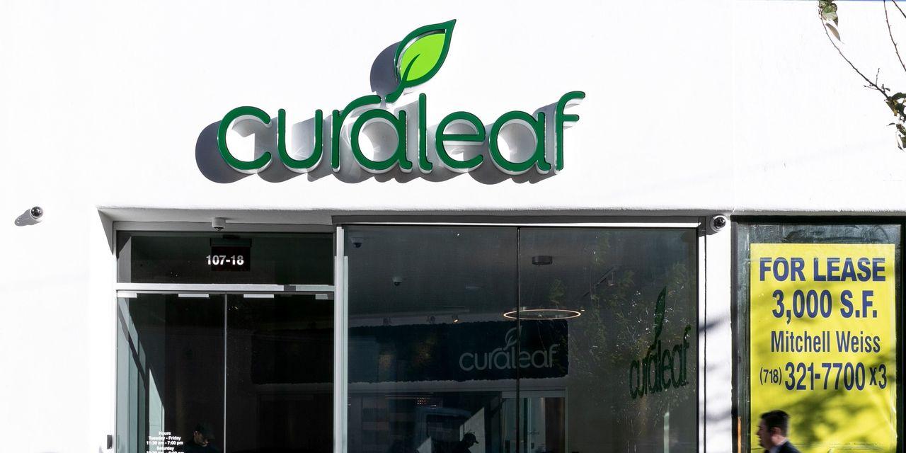 U.S. cannabis company Curaleaf reaches billion-dollar annual sales rate