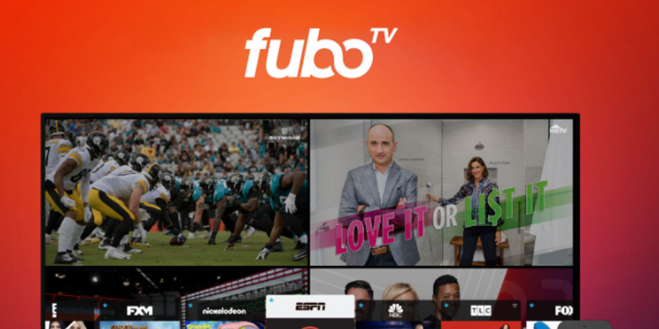 FuboTV stock jumps more than 10% after sports-focused streamer predicts sales will double in 2021