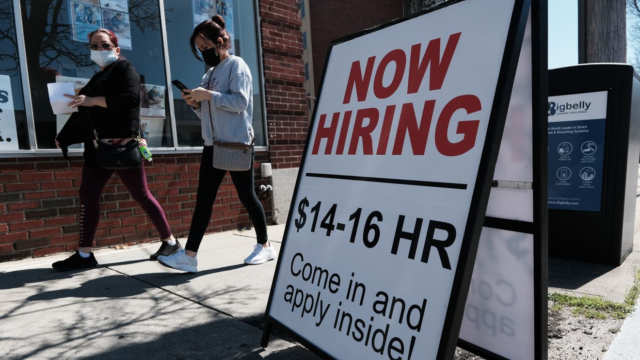 Jobless Americans in at least 16 states could get a rude awakening