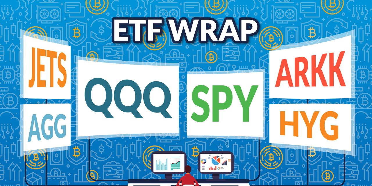 ETF Wrap: Is a new 'crypto' fund the long-awaited bitcoin ETF in disguise