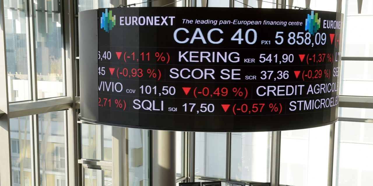 European stocks rise as rebound continues, while mining stocks react to fall in commodity prices