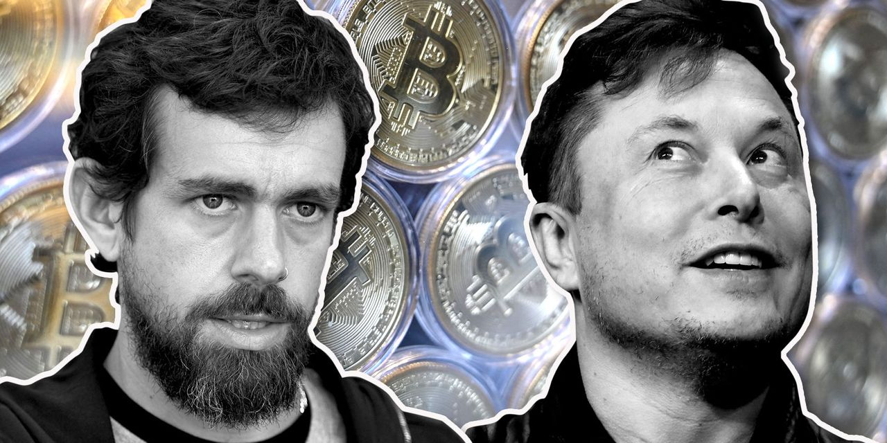 A bitcoin battle of the billionaires ensues as Jack Dorsey faces off with Musk on 'green' merits of world's No. 1 crypto