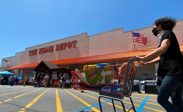 Dow futures rise as Home Depot reports 'unprecedented' quarterly demand - MarketWatch
