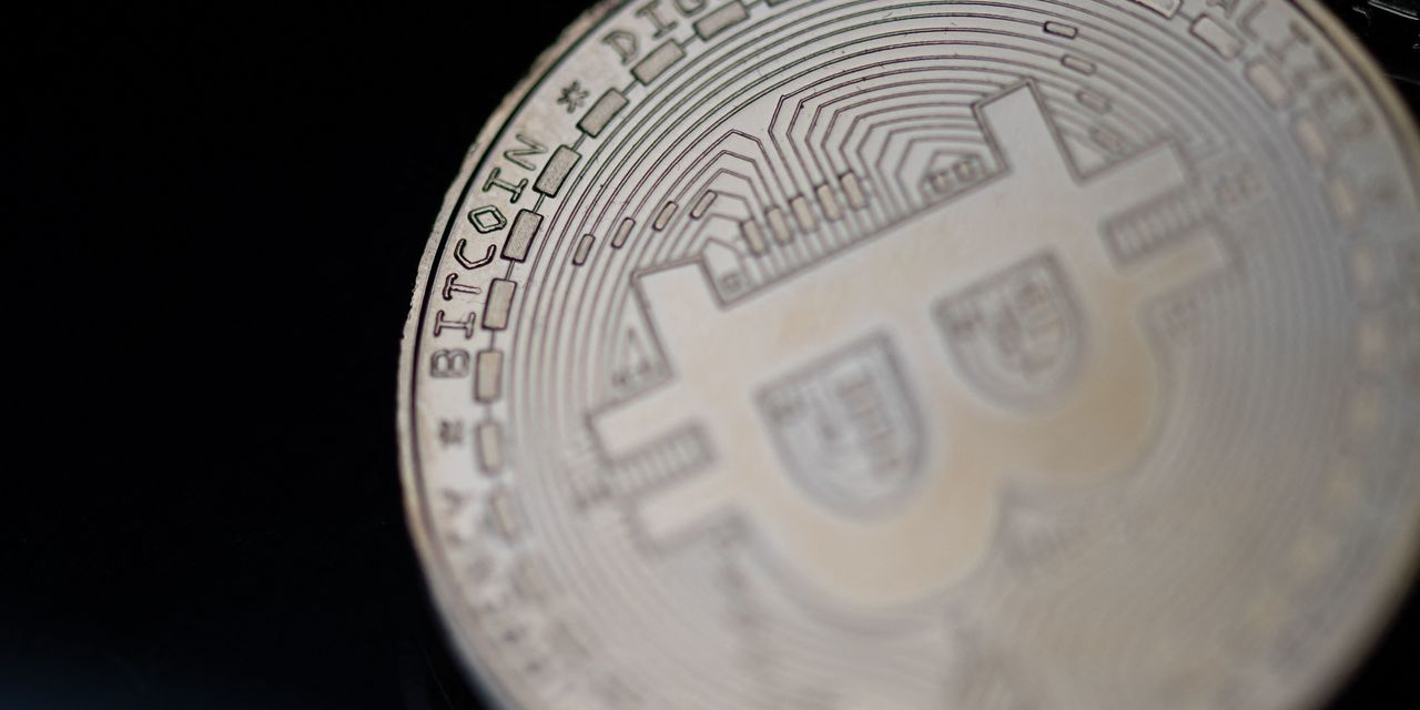 Bitcoin rallies above $40,000, then pulls back again