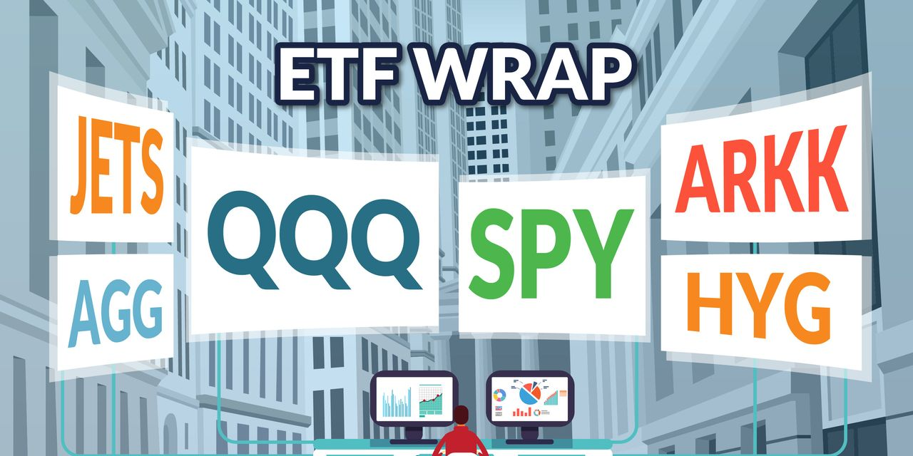 ETF Wrap: Cathie Wood's Ark Investment funds aim for a comeback, and more bitcoin ETF applications