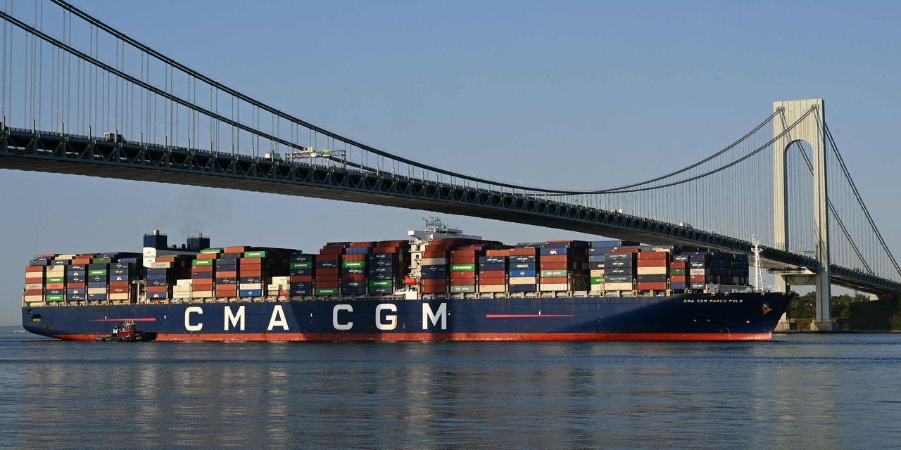 U.S. manufacturers blame Trump-era tariffs for inflation's rise