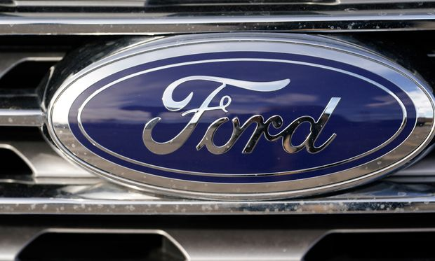 Ford Motor (F)