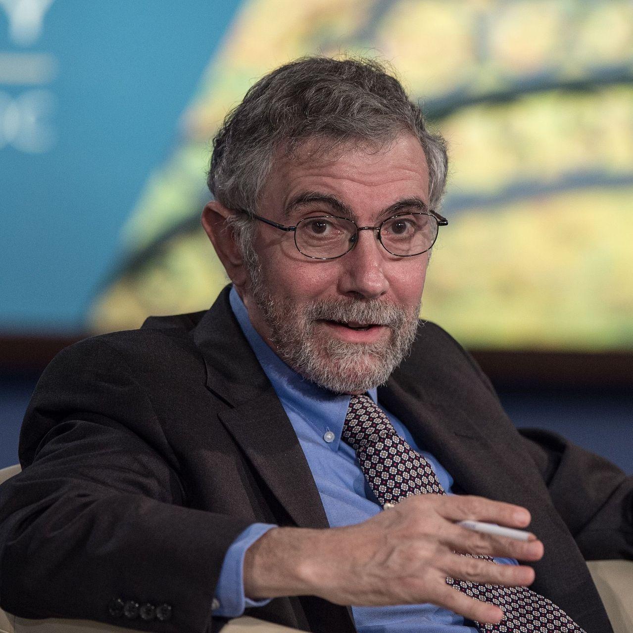 paul krugman bitcoin
