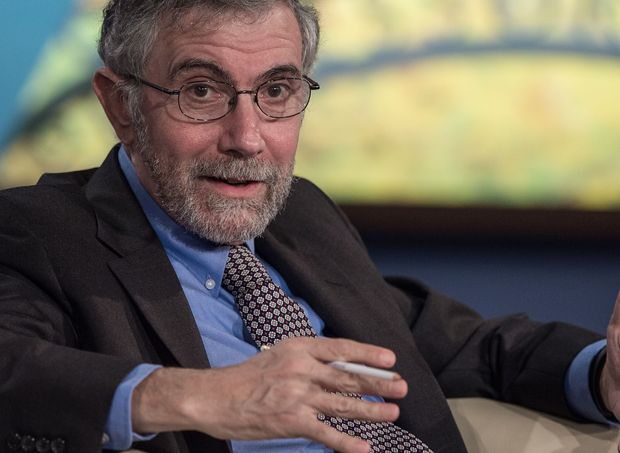 Dėstytojas nuovadoje: Krugman'as vertina Bitcoin
