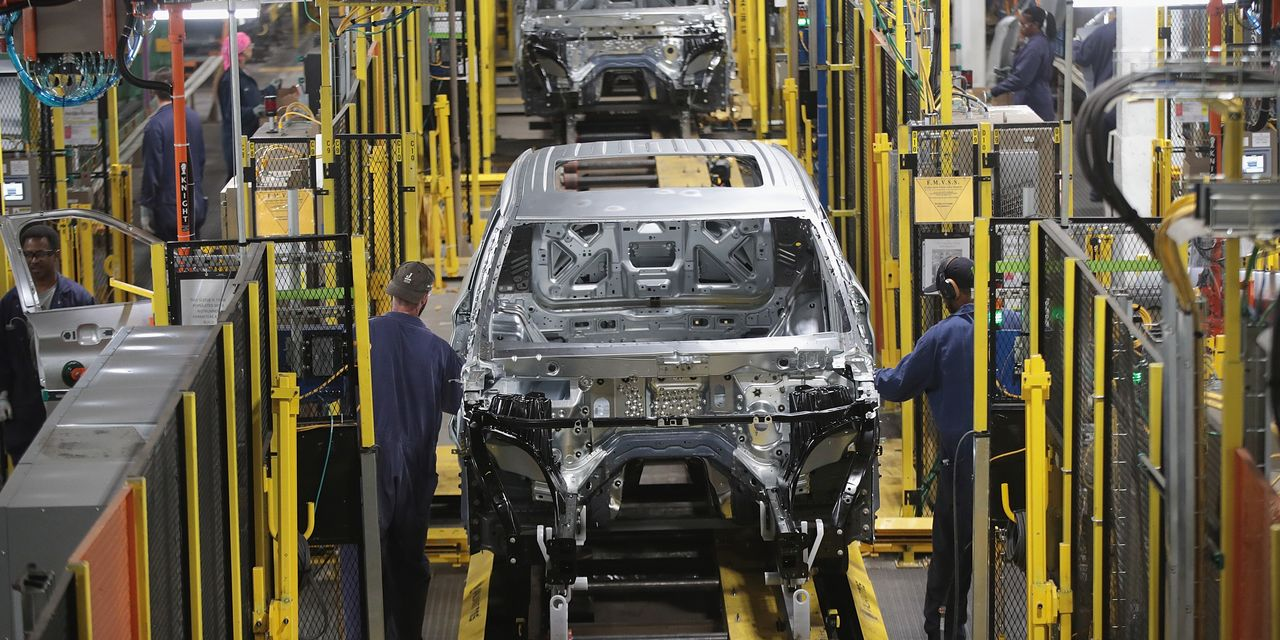 Ford stock rallies to highest in 20 years   MarketWatch