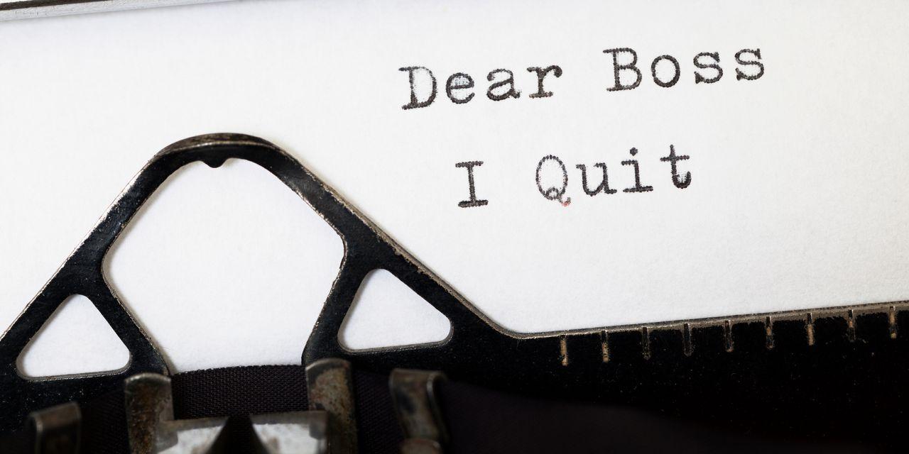 'Tome este trabajo y empújelo': los trabajadores estadounidenses renunciaron a niveles récord