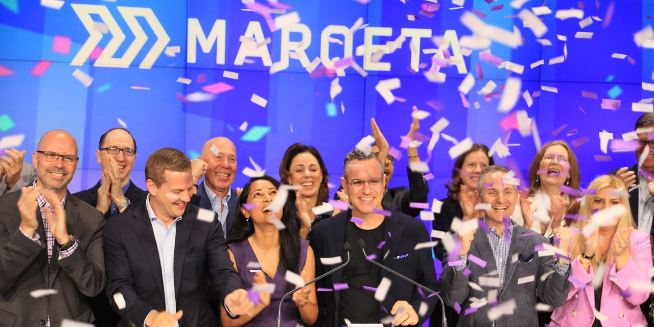 Marqeta stock gains after company lands Bill.com partnership
