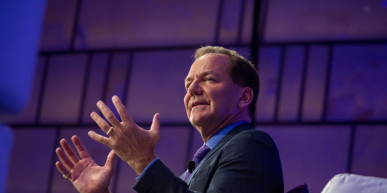 Paul Tudor Jones sees 'green light to bet heavily on every inflation trade' if Fed ignores price pressures Wednesday