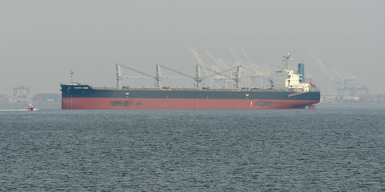Opinion: This is why almost half of cargo ships are sailing around empty