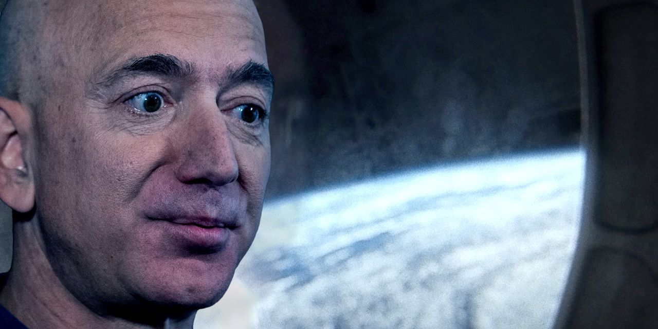 Why over 66,000 people want Jeff Bezos to stay in space