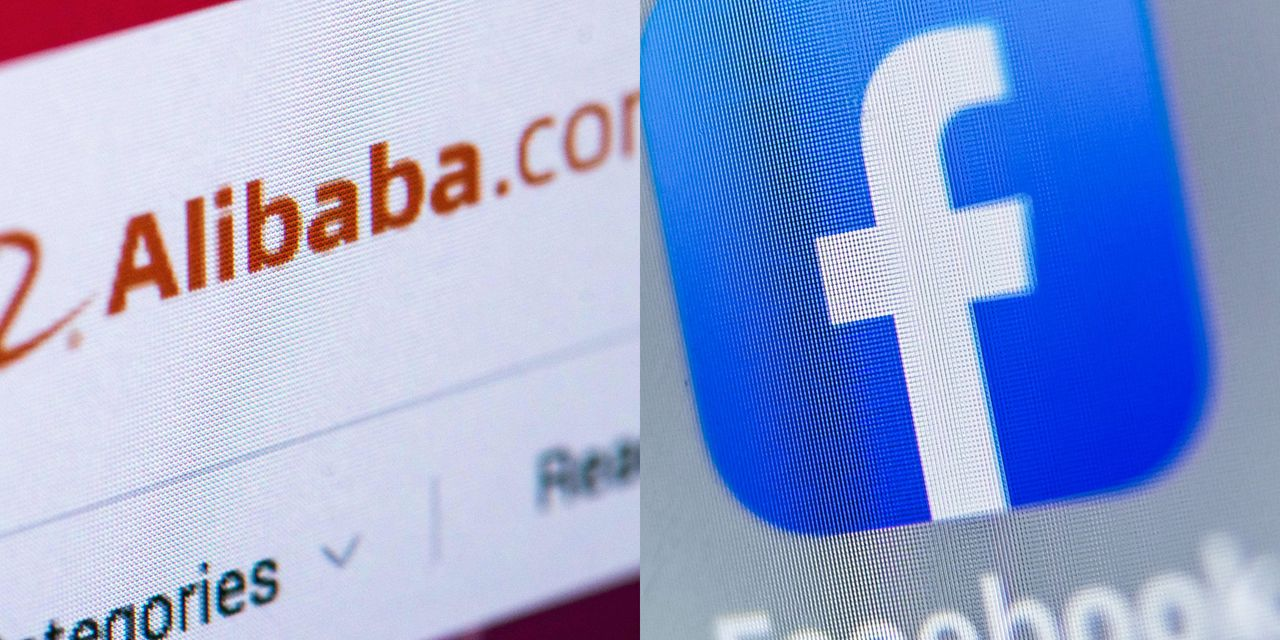 Amazon is the world's most valuable brand, but Alibaba and Facebook have better financial numbers