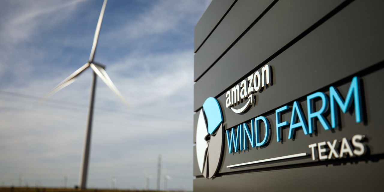 This tool helps measure how climate friendly your 401(k) is — and dings Amazon.com for its fund offerings