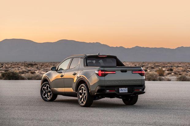 Review: Hyundai's first pickup, the 2022 Santa Cruz 2