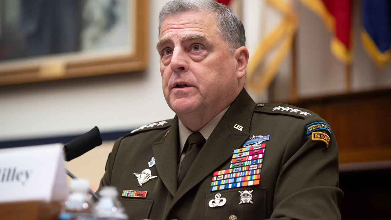 Gen. Mark Milley defends actions under Trump amid criticism from Republicans - MarketWatch
