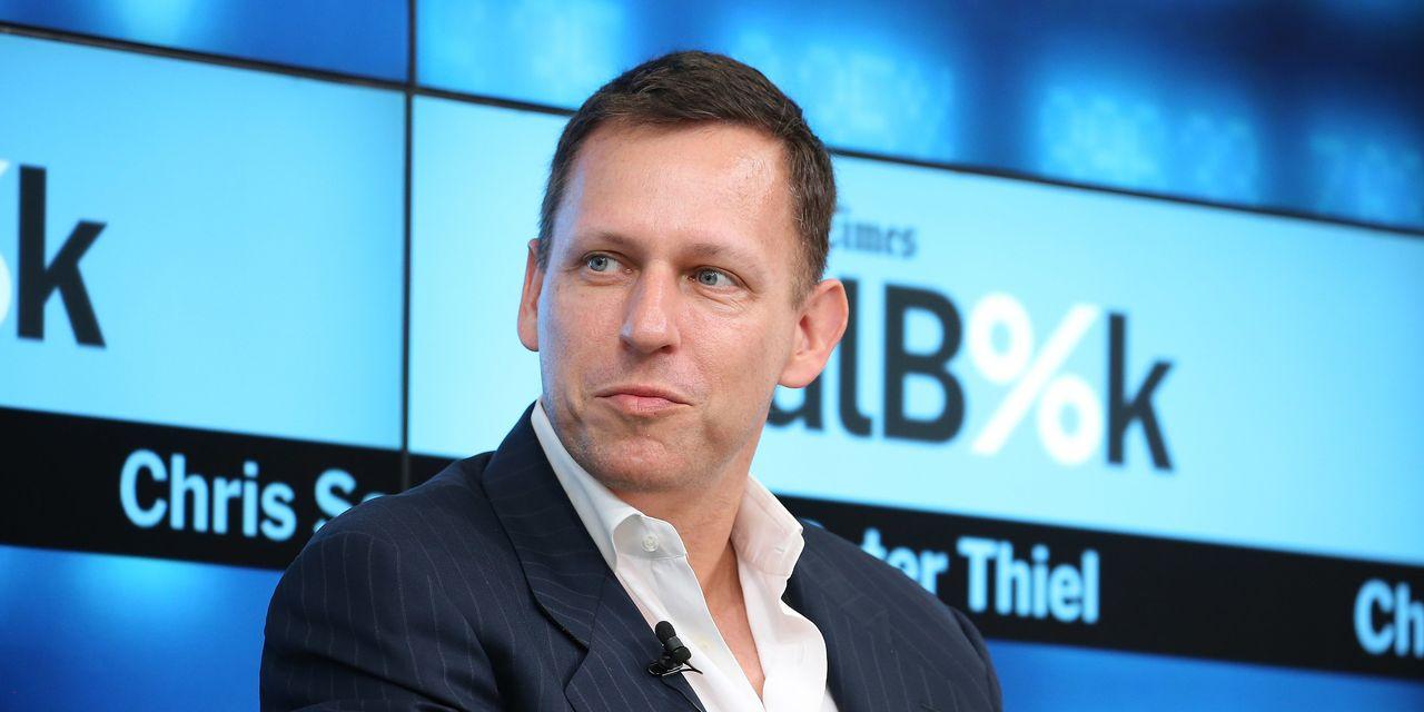 Cómo Peter Thiel convirtió $ 2,000 en una Roth IRA en $ 5,000,000,000