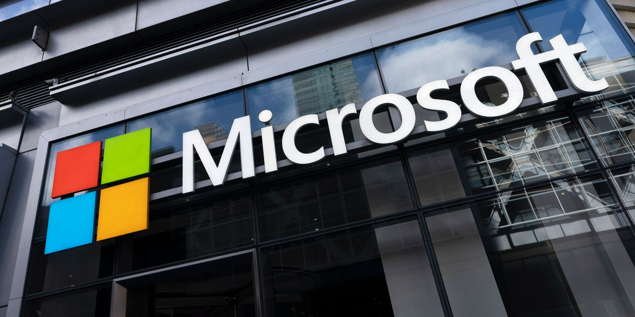 Microsoft tops $60 billion in annual earnings for the first time to cap record-breaking year