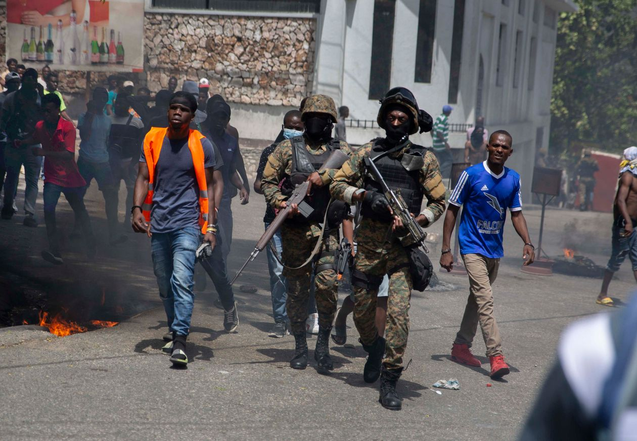 Two Haitian-Americans Among Six People Arrested in Assassination of Haitian President