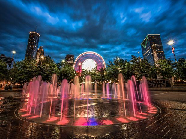 Looking for a fun escape? Try a weekend getaway in Atlanta 2