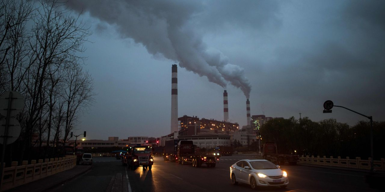 Why can't China kick its coal habit? - MarketWatch