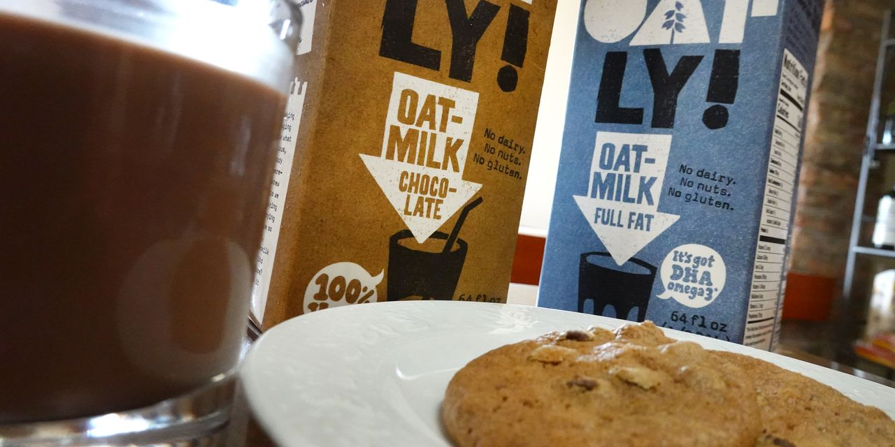 The Ratings Game: Oatly upgraded at JPMorgan on attractive valuation, but...