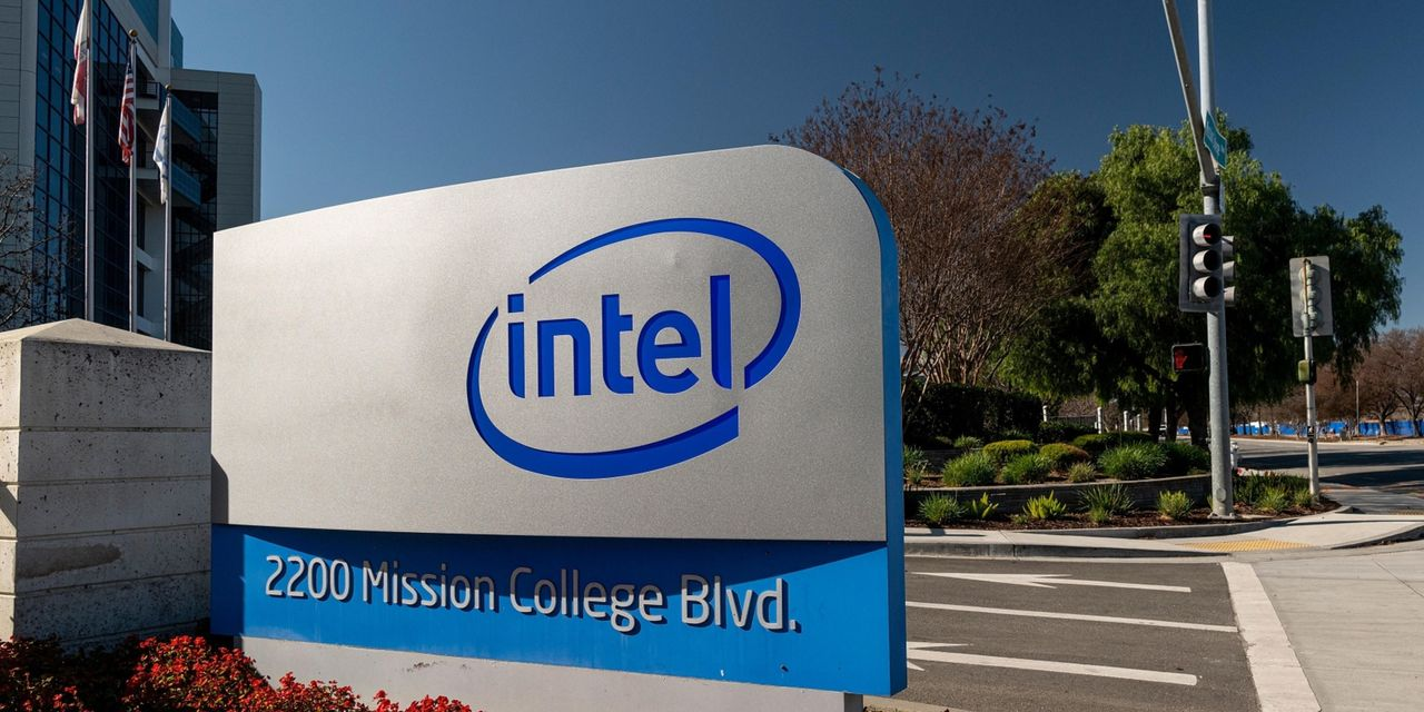 Intel stock dips as new chip designation, production schedule revealed
