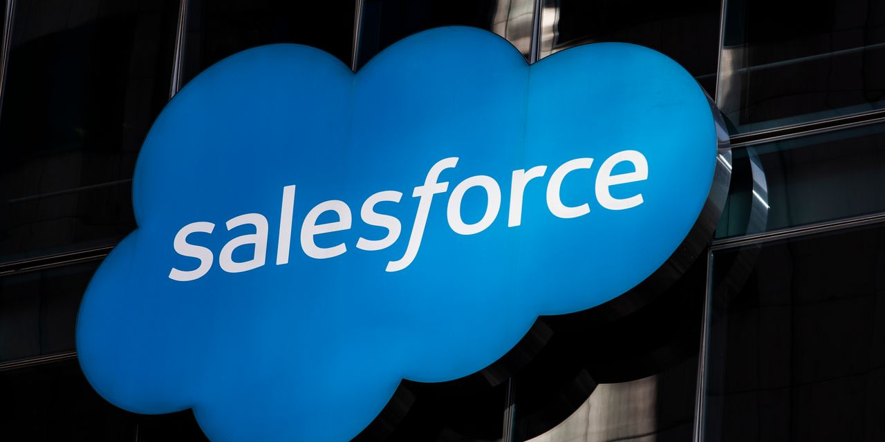 10 software stocks with sales expected to increase up to 174% through 2023