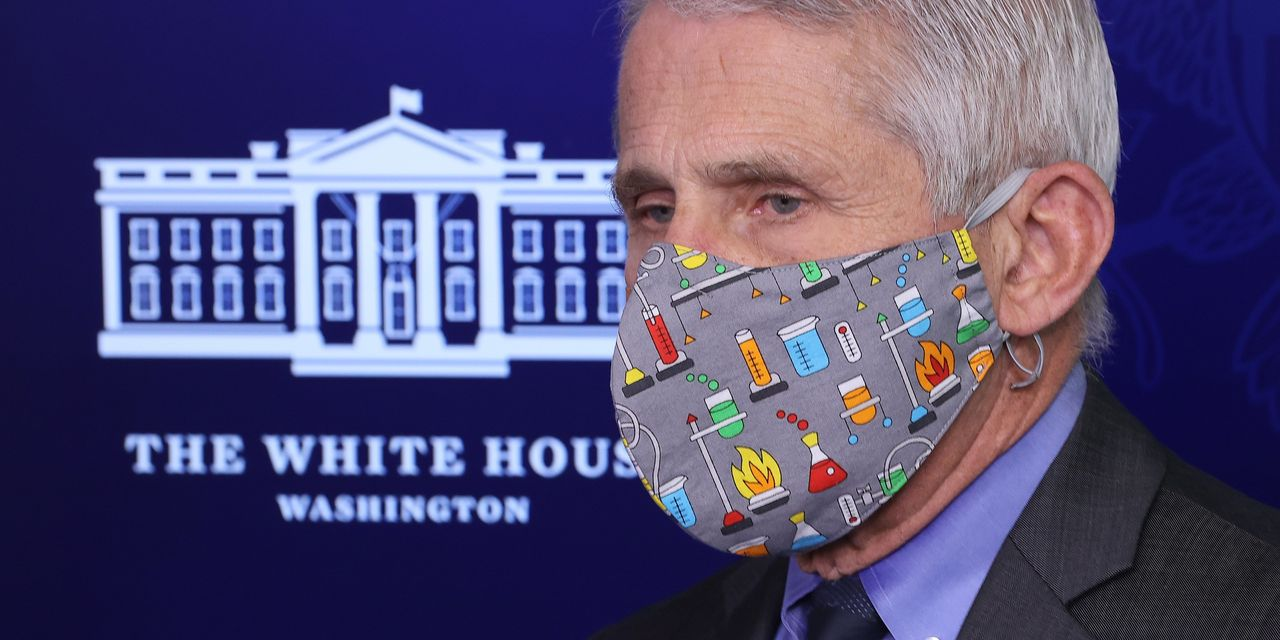 Fauci confirms U.S. health officials are taking a fresh look at face masks, as COVID-19 cases continue to spread