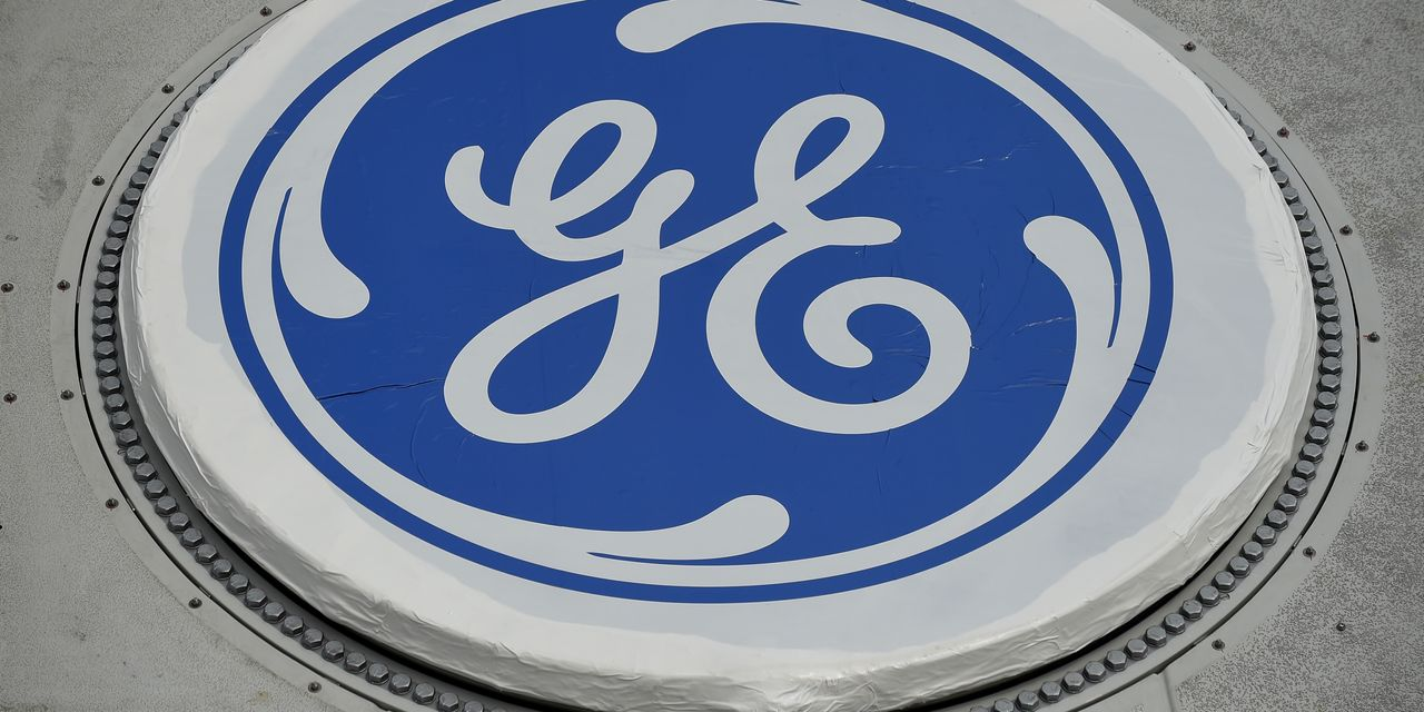 GE's stock extends its bounce ahead of earnings