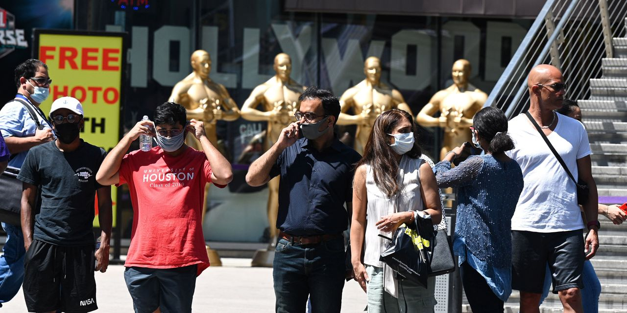 CDC: Vaccinated Americans should start wearing masks again in public indoor spaces in areas with high COVID-19 transmission rates