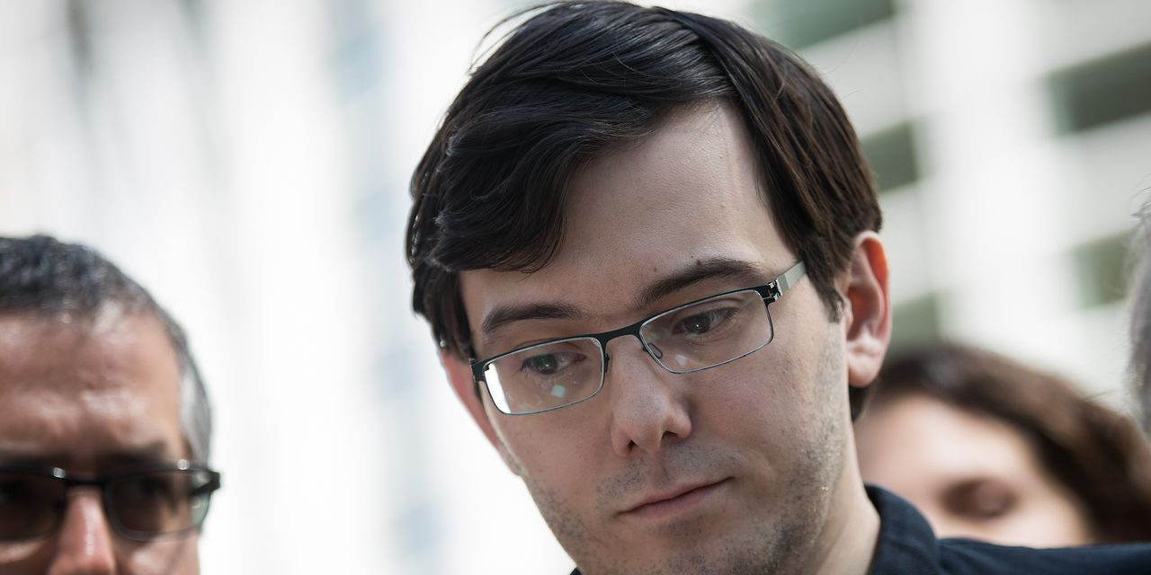 Feds sell one-of-a-kind Wu-Tang Clan album forfeited by 'Pharma Bro' Martin Shkreli