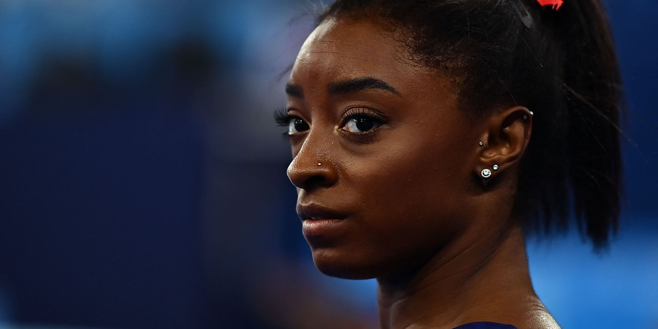 Olympic champ Simone Biles withdraws from all-around competition