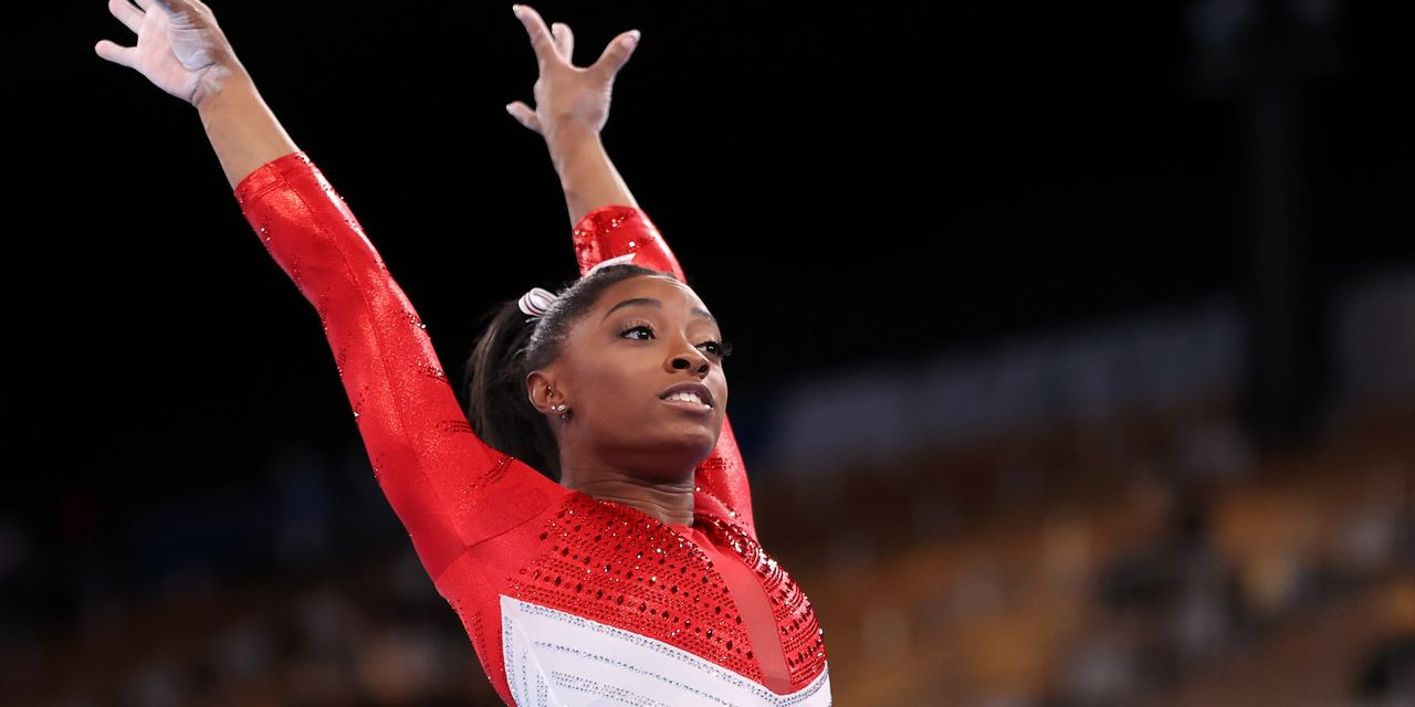 Why did Simone Biles withdraw? Let's look at why she's at the Tokyo Olympics in the first place