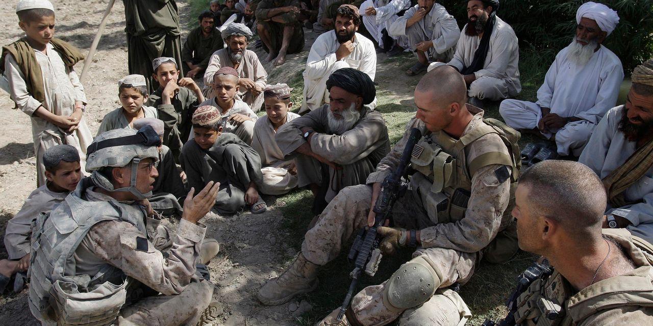 U.S. evacuates over 200 Afghans who helped the U.S. as fear of Taliban retaliation grows