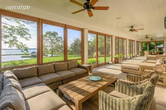 Matt Lauer's Waterfront Home in the Hamptons Resurfaces for $44M 4