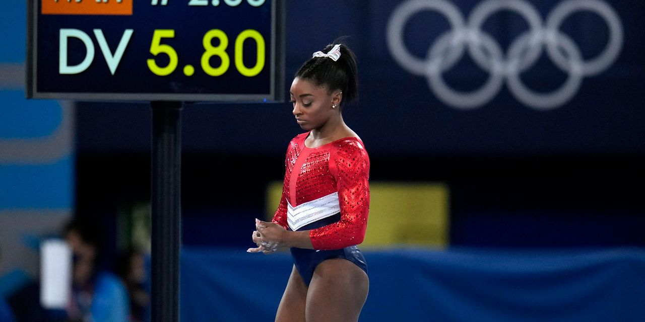 Simone Biles withdraws from two more events at Olympics