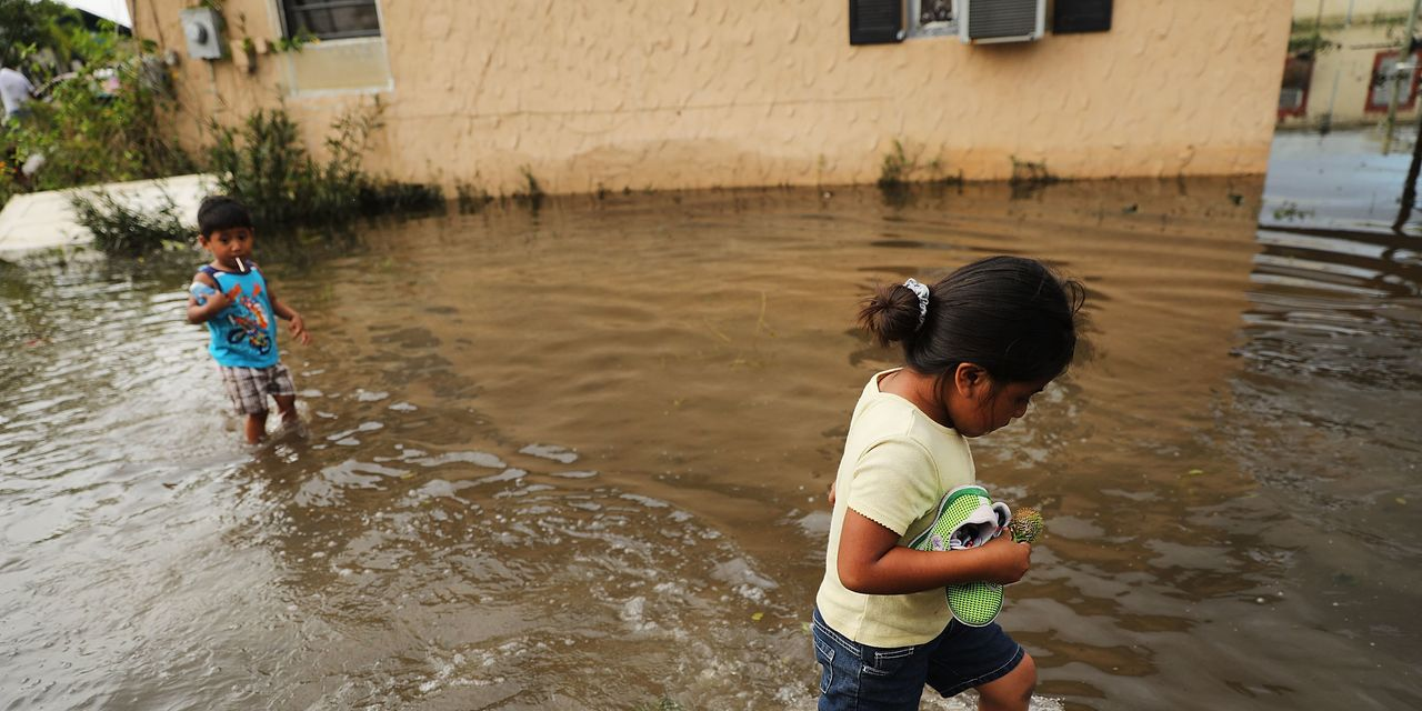 National Flood Insurance Program leaves out communities of color, lower-income Americans, report finds