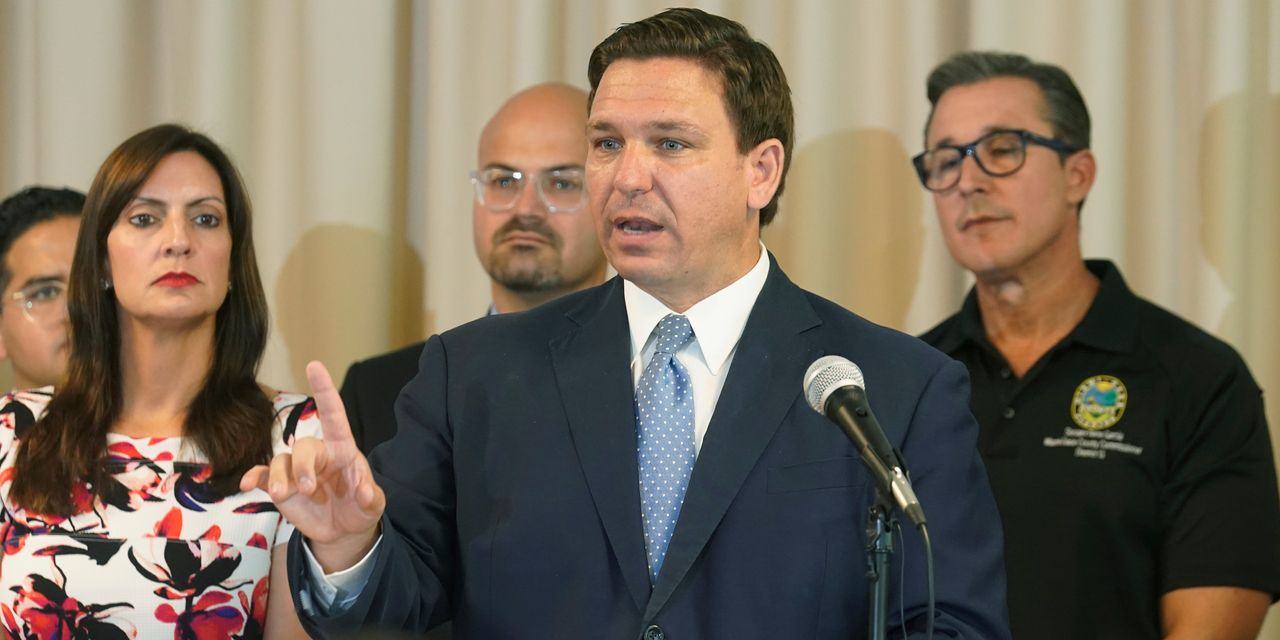 Top donor of Florida's Ron DeSantis invests in COVID drug that governor promotes