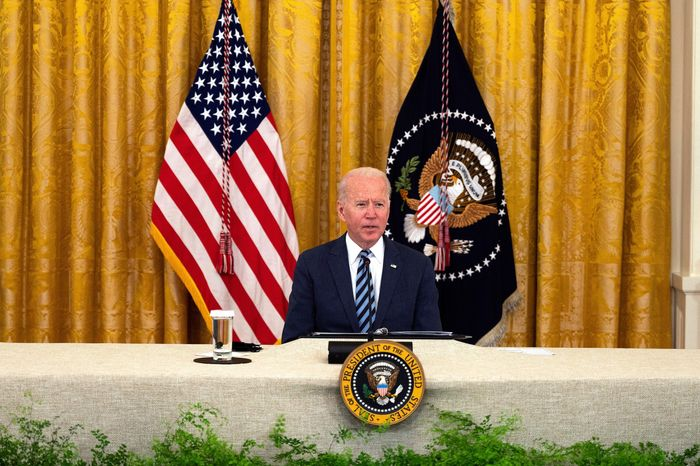 Biden tells top CEOs at White House summit to step up on cybersecurity