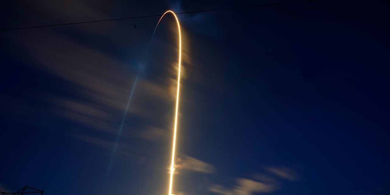 Revolution Investing: Space and crypto represent the next investing wave,...