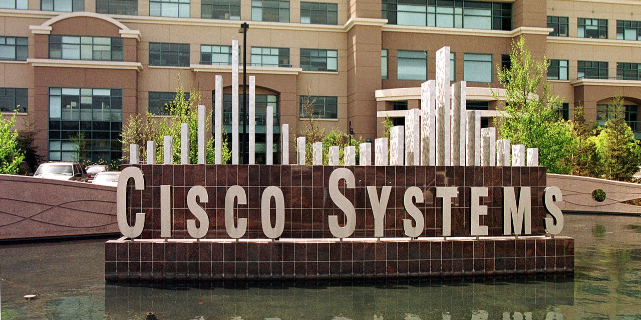 Cisco stock is now a buy at Credit Suisse, which targets a rally ...