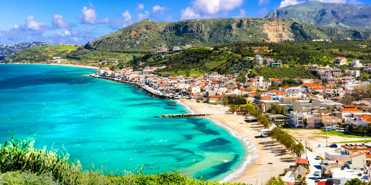 You could own a home on Greece's most popular islands for under $105,000