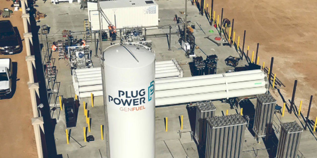 Plug Power stock surges after Piper Sandler says time to buy, citing 'tremendous forward momentum' on green hydrogen plans