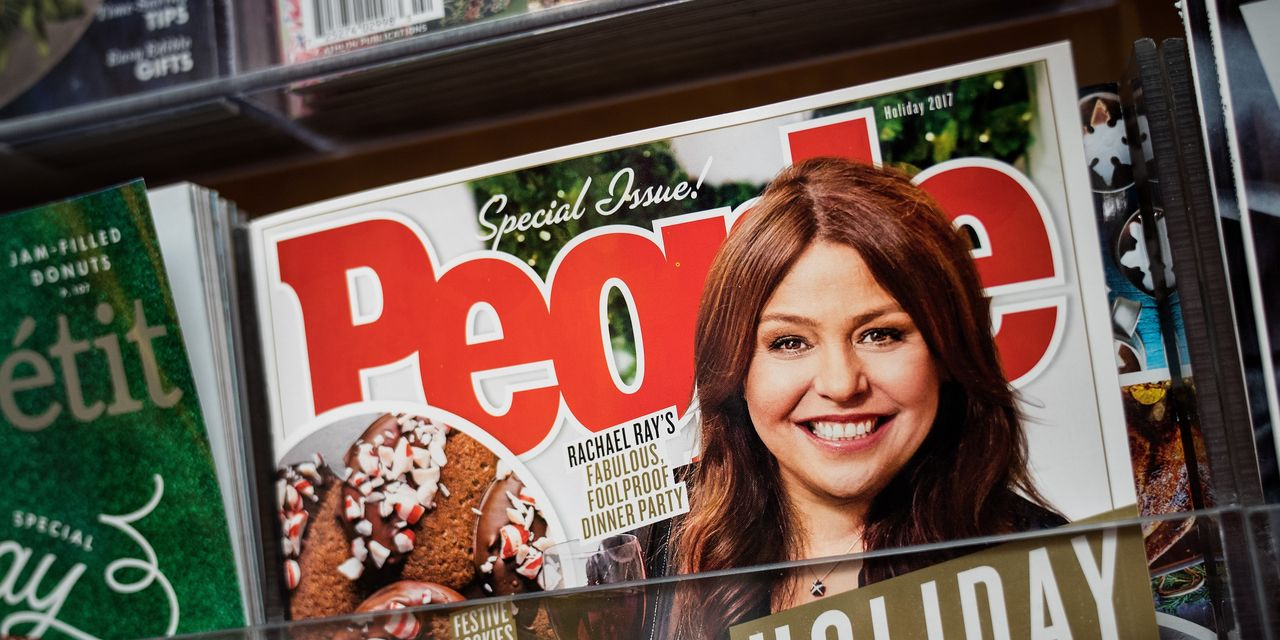 Picture - Barry Diller's IAC may purchase magazine publisher Meredith