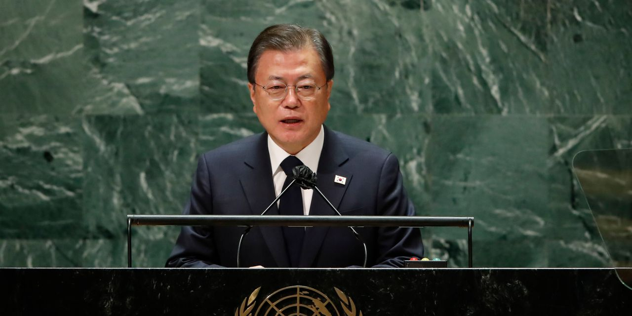 Picture - North Korea rejects South's call for declaration officially ending war
