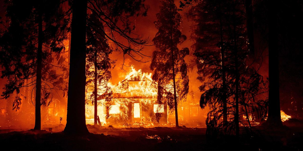 California's wildfires haven't stopped homes from seeing red-hot price growth